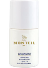 Monteil Körperpflege Solutions Corps Super Sec Roll-On Deodorant 50 ml