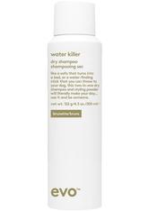 EVO - evo Water Killer Dry Shampoo brunette 200 ml - SHAMPOO