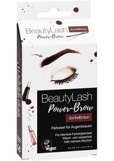 BeautyLash Power Brow Färbeset Dunkelbraun 7 ml