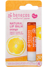 benecos Lippen Lip Balm - Orange 4.8g Lippenbalm 4.8 g
