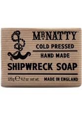 Mr. Natty Shipwreck Soap Stückseife  120 g