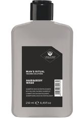 Dear Beard Man's Ritual Hair & Body Wash 250 ml