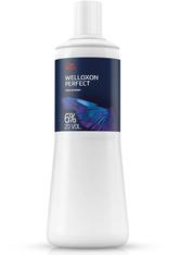 Wella Welloxon Perfect Oxidations Creme 6% 1000 ml Entwicklerflüssigkeit