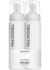 Aktion - Paul Mitchell Invisiblewear Save on Duo Volume Whip 2 x 200 ml Haarstylingset