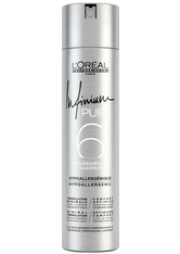 L'ORÉAL PARIS - L'Oreal Professionnel Haarstyling Infinium Infinium Pure Strong 300 ml - HAARSPRAY & HAARLACK