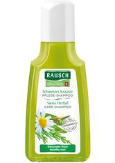 RAUSCH - Rausch Schweizer Kräuter Pflege Shampoo 40 ml - SHAMPOO