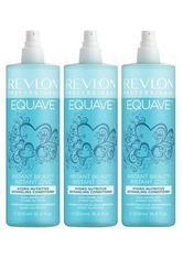 REVLON - Revlon Equave Instant Beauty Hydro Nutritive Detangling Conditioner 3 x 500 ml - Conditioner & Kur