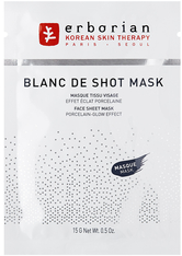ERBORIAN Produkte Blanc de Shot Mask Tuchmaske 15.0 g