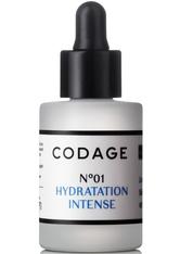 CODAGE - Codage Serum No.1 - Intense moisturizing 10 ml - SERUM