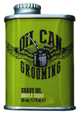 OIL CAN GROOMING - Oil Can Grooming Angels' Share Shave 50 ml - BARTPFLEGE