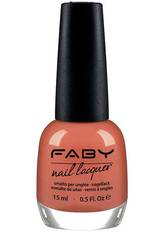 FABY - FABY The gardens of Grace 15 ml - NAGELLACK