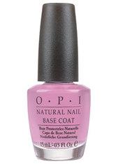 OPI - OPI Nagellack  NTT10 Natural Base Coat - NAGELLACK