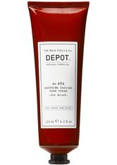 DEPOT 404 Soothing Shaving Soap Cream for Brush 125 ml
