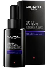 Goldwell @Pure Pigments Kühles Violett 50 ml Haarfarbe