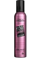 L'ORÉAL PARIS - L'Oréal Professionnel Tecni.Art Wild Stylers Rebel Push-Up 250 ml Schaumfestiger - Leave-In Pflege