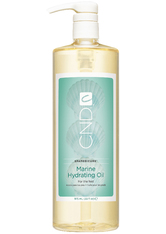 CND Fußpflegekosmetik Massageöle Marine Hydrating Oil 975 ml