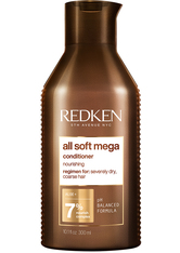 Redken - All Soft Mega - Conditioner - -all Soft Mega Conditioner 300ml