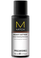 Paul Mitchell Haarpflege Mitch Heavy Hitter Deep Cleansing Shampoo 50 ml