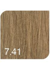 Orofluido Colour Elixir Haarfarbe Nr. 7.41 Mittelblond Haselnuss 50 ml