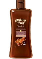 Hawaiian Tropic Professional Tanning Oil SPF4 Rich 200ml