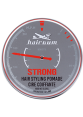 HAIRGUM - Hairgum Pomade Strong 100 g - Haarwachs & Pomade