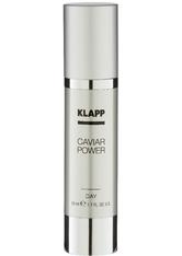 Klapp Caviar Power Day Cream 50 ml Tagescreme
