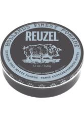 REUZEL - Reuzel Haarpomade »Extreme Hold Matte Pomade«, extra starker Halt, 340 g - Haarwachs & Pomade