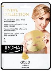 Iroha Pflege Gesichtspflege Divine Collection Hydra Firming Mask 25 ml