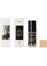 Korres Black Pine Lifting, Firming & Brightening Flüssige Foundation  30 ml Bpf1
