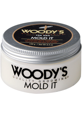 Woody's Produkte Mold It Styling Paste Super Matte Haarwachs 100.0 g