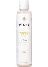Philip B Produkte Weightless Voluminizing Shampoo Haarshampoo 220.0 ml