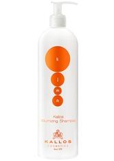Kallos Cosmetics - Haarshampoo - KJMN Volumizing Shampoo - 1000ml