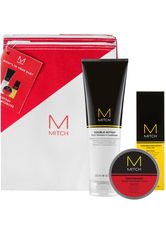 Aktion - Paul Mitchell Mitch Trio Travel Bag Haarstylingset