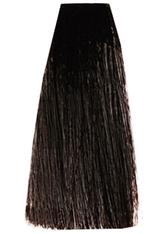 3DeLuxe Professional Hair Color Cream 4.00 braun intensiv 100 ml Haarfarbe
