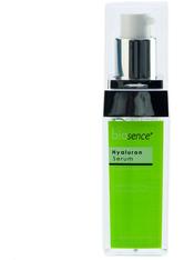 BIOSENCE - Biosence Pflege Gesichtspflege Hyaluron Serum 30 ml - SERUM