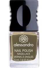 ALESSANDRO - alessandro International The Elephant Way Nail Polish 5 ml - NAGELLACK