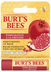 Burt's Bees Lippenpflege Lip Balm Stick Blister - Pomegranate 4.25g Lippenbalm 4.25 g