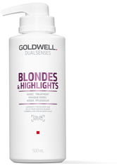 Goldwell Dualsenses Blondes & Highlights 60sec.Treatment 500 ml Haarkur