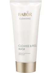 BABOR - BABOR Cleansing Cleanse & Peel Mask Gesichtsmaske  50 ml - CLEANSING