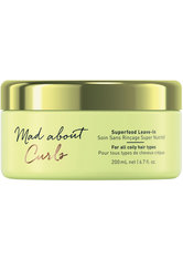 Schwarzkopf Professional Mad About Curls Superfood Leave-In Leave-in Pflege 200.0 ml