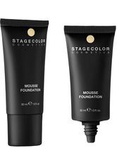 Stagecolor Mousse Foundation 30 ml Light Beige 731 Flüssige Foundation