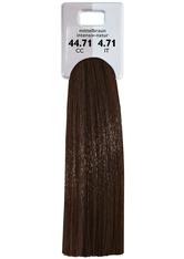 ALCINA - Alcina Color Creme 44.71 mittelbraun intensiv natur 60 ml - HAARFARBE