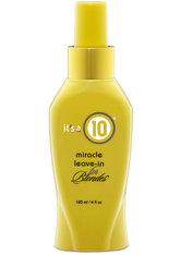 IT'S A 10 - It's a 10 Miracle Leave-In Conditioner for Blondes 120 ml - Conditioner & Kur