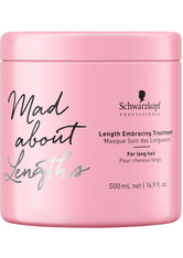 SCHWARZKOPF - Schwarzkopf Professional Produkte Schwarzkopf Professional Produkte Length Embracing Treatment Haarshampoo 500.0 ml - Haarmasken