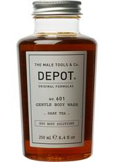 DEPOT 601 Gentle Body Wash Dark Tea 250 ml