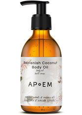 APoEM Replenish Coconut Body Oil 250 ml Körperöl