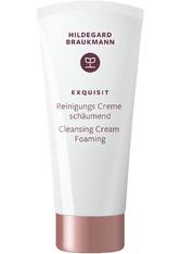 HILDEGARD BRAUKMANN EXQUISIT Reinigungs Creme schäumend Reinigungscreme 100.0 ml