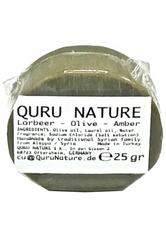 QURU NATURE - Quru Nature Aleppo Seife mit Schwarzkümmelöl 100 g - Seife