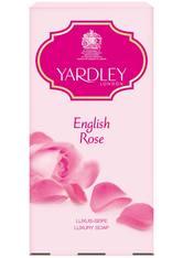 YARDLEY - Yardley English Rose Seife 3x100 g - SEIFE