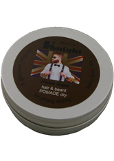 KNIGHT MEN CARE - Knight Men Care Hair & Beard Pomade dry 100 ml - Bartpflege